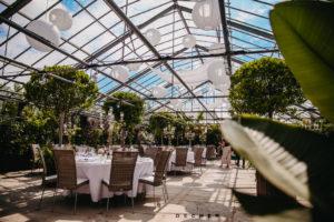 Exklusives Hochzeitsdinner in außergewöhnlicher Location bei Frankfurt