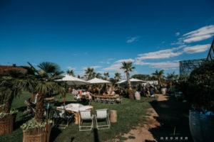 In außergewöhnlicher Open Summer Location Hochzeit in der Natur feiern