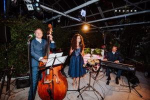 4 To The Bar bringen Swing, Jazz u. Bossa Nova ins Gewächshaus Karben