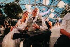 Hochzeit feiern im Gewächshaus der Gärtnerei Decher in Karben bei Ffm